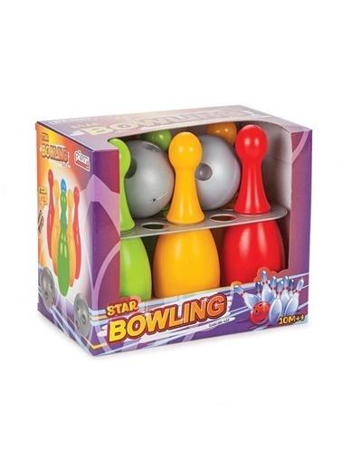 Pilsan Pilsan 06422 Star Bowling Renkli